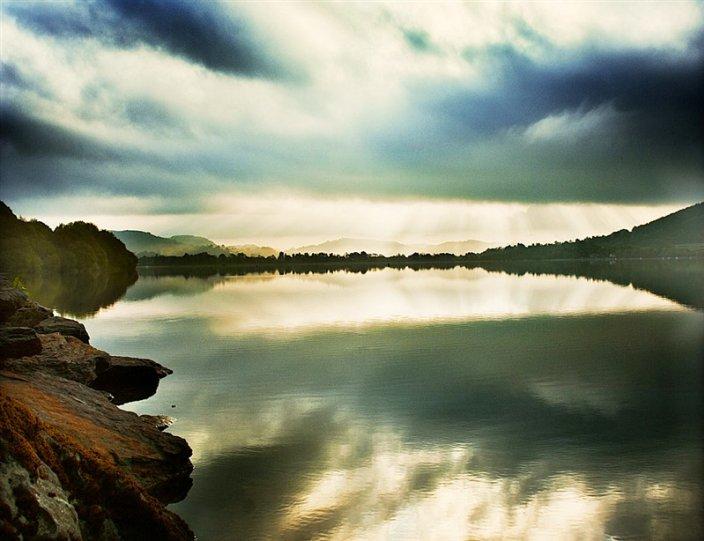 Величественные пейзажи Крейга Истона - №6