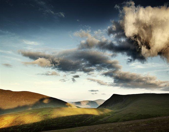 Величественные пейзажи Крейга Истона - №15