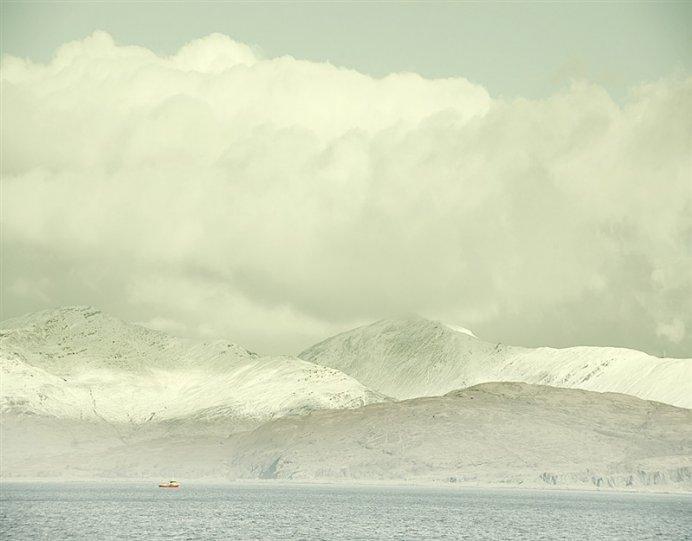 Величественные пейзажи Крейга Истона - №27