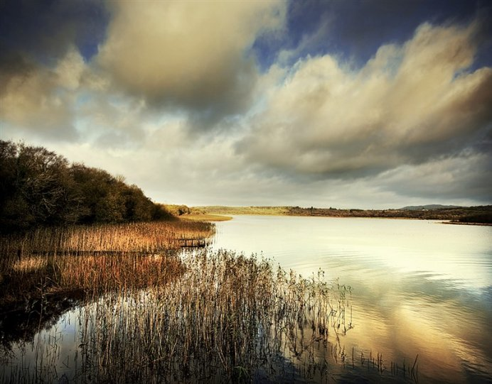 Величественные пейзажи Крейга Истона - №31