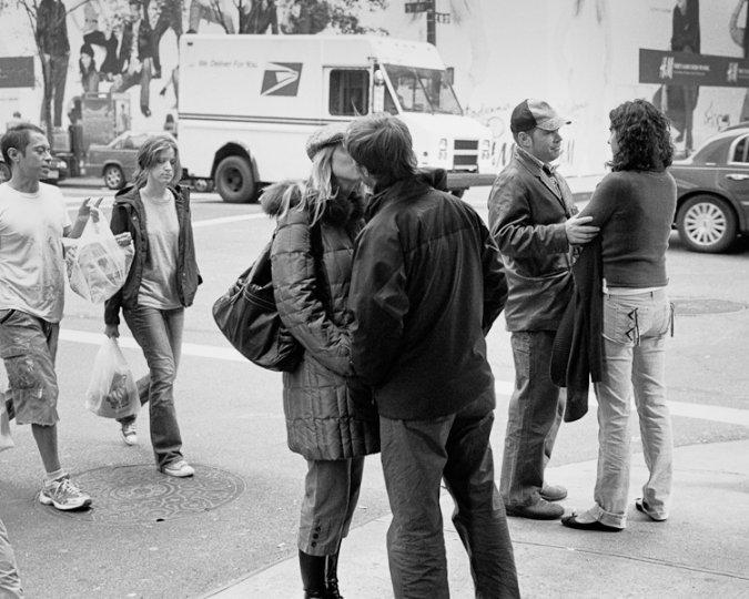 Черно-белый Нью-Йорк Дэйва Бекермана - №11
