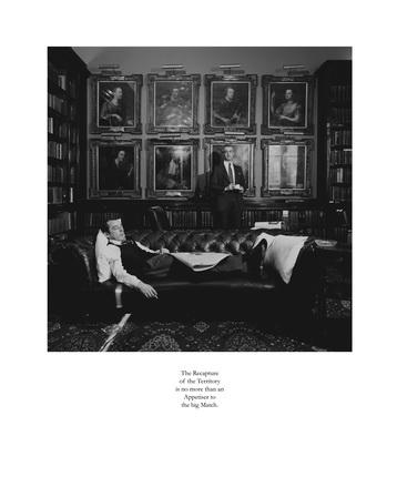Карен Кнорр. Из серии «Джентльмены». 1981-1983. © Карен Кнорр