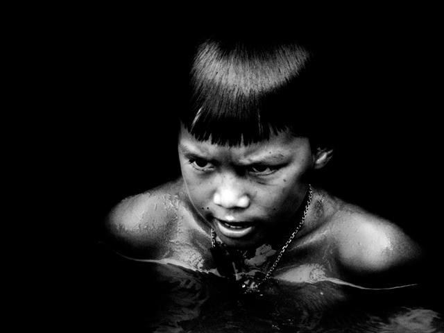 Тайские портреты британца Тома Хупса - №26