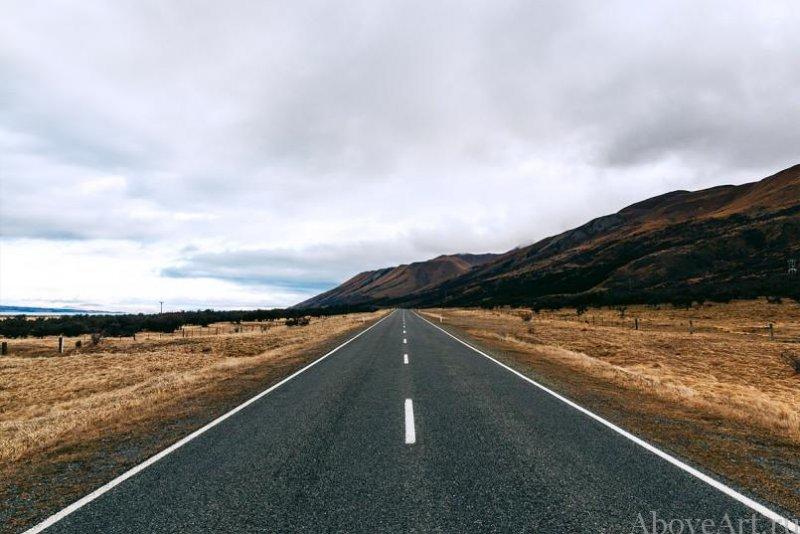 Albert Oriol «Дороги новой Зеландии» - №12
