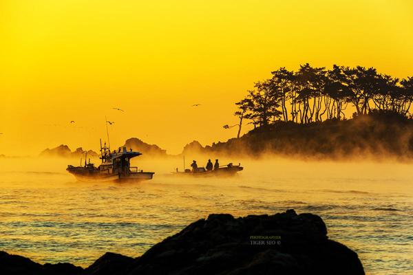 Невероятные корейские пейзажи. - №11