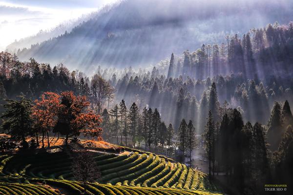 Невероятные корейские пейзажи. - №14