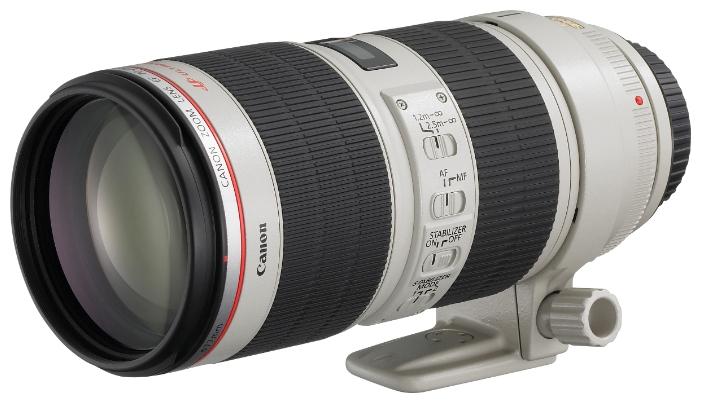 Canon 70-200 2.8lisII