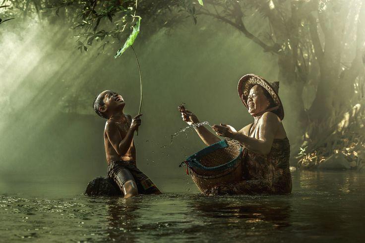 """""""Азия"""" в фотографиях Jakkree Thampitakku - №4"""