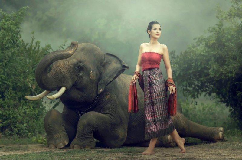 """""""Азия"""" в фотографиях Jakkree Thampitakku - №16"""