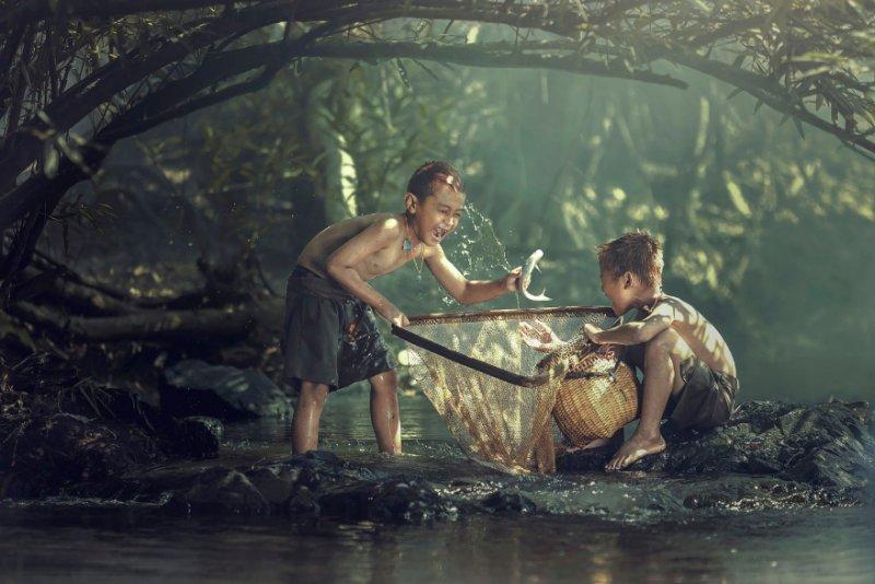 """""""Азия"""" в фотографиях Jakkree Thampitakku - №23"""