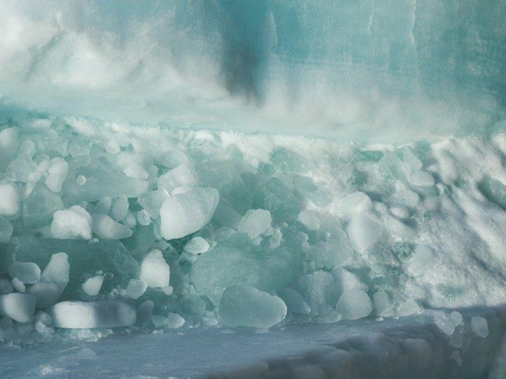 Арктика в фотографиях Дайан Тафт - №10