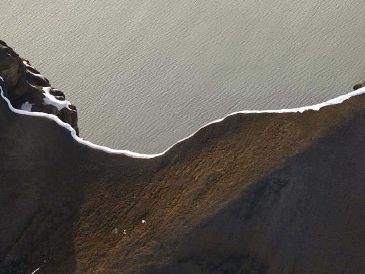 Арктика в фотографиях Дайан Тафт - №16