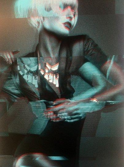 Экстравагантные фотографии моды Брайана Зиффа - №10