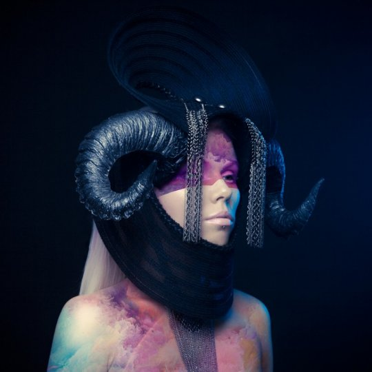 Экстравагантные фотографии моды Брайана Зиффа - №4