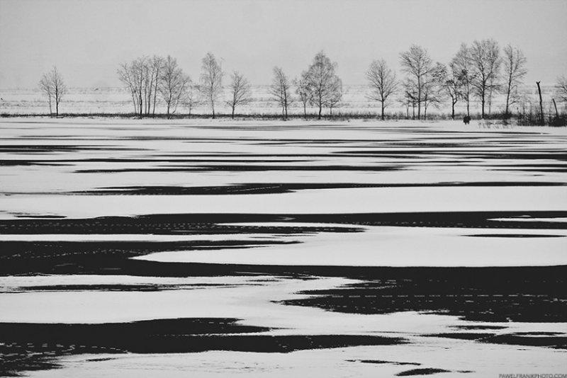 Красота минимализма в фотографиях Павла Франика - №1