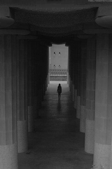 Красота минимализма в фотографиях Павла Франика - №5