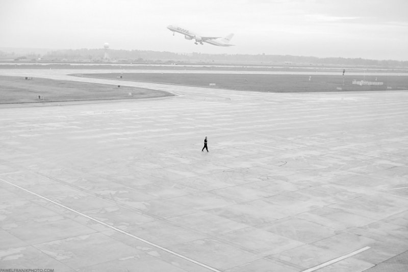 Красота минимализма в фотографиях Павла Франика - №9