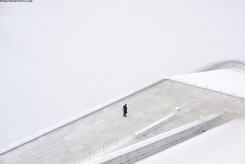Красота минимализма в фотографиях Павла Франика - №13
