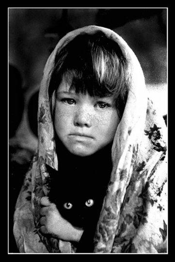 Фотосъемка уличного портрета. - №1