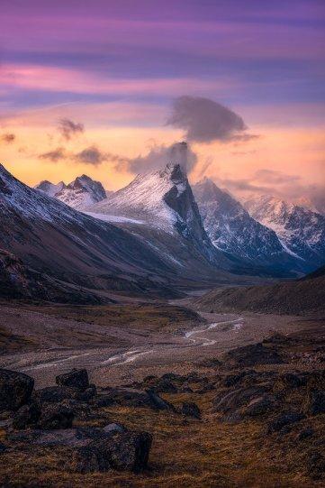 Первозданная красота природы в пейзажной фотографии - №13