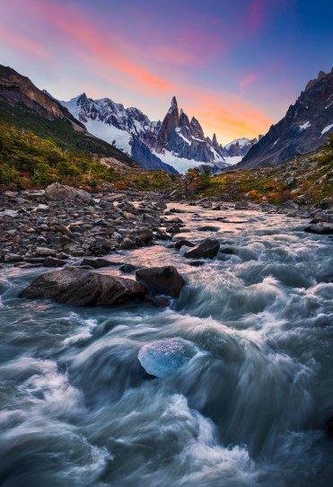 Первозданная красота природы в пейзажной фотографии - №12