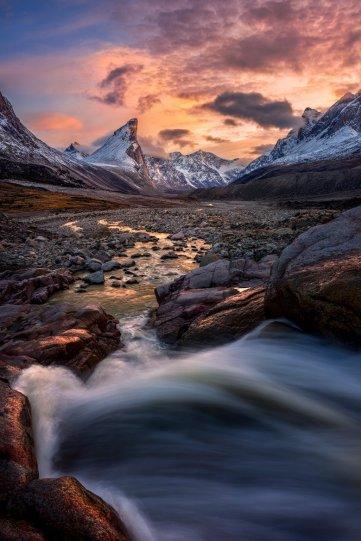 Первозданная красота природы в пейзажной фотографии - №11
