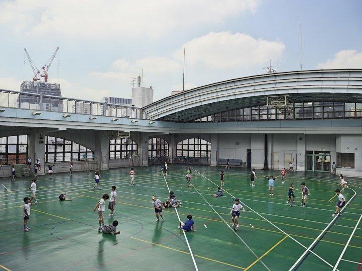 Начальная школа Шохей, Токио