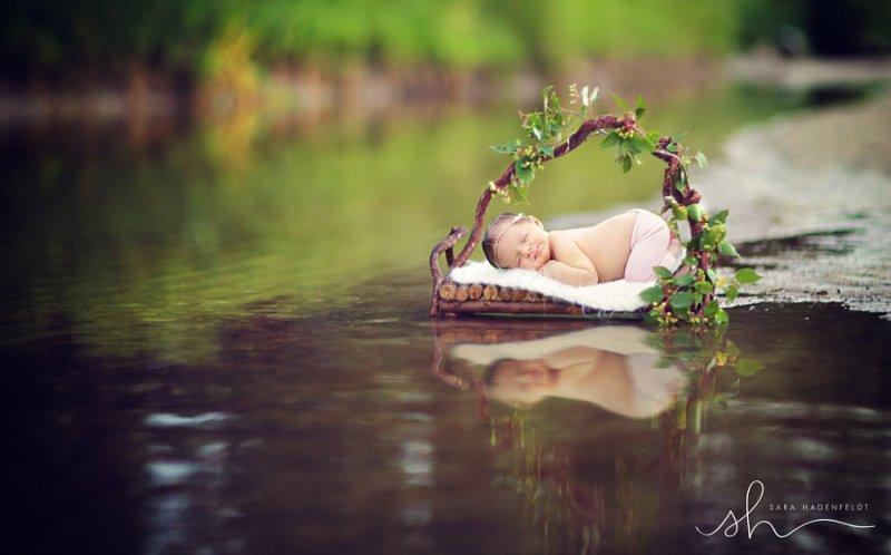 Фотографии младенцев, которые растопят любое сердце! - №3