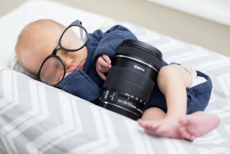Фотографии младенцев, которые растопят любое сердце! - №19