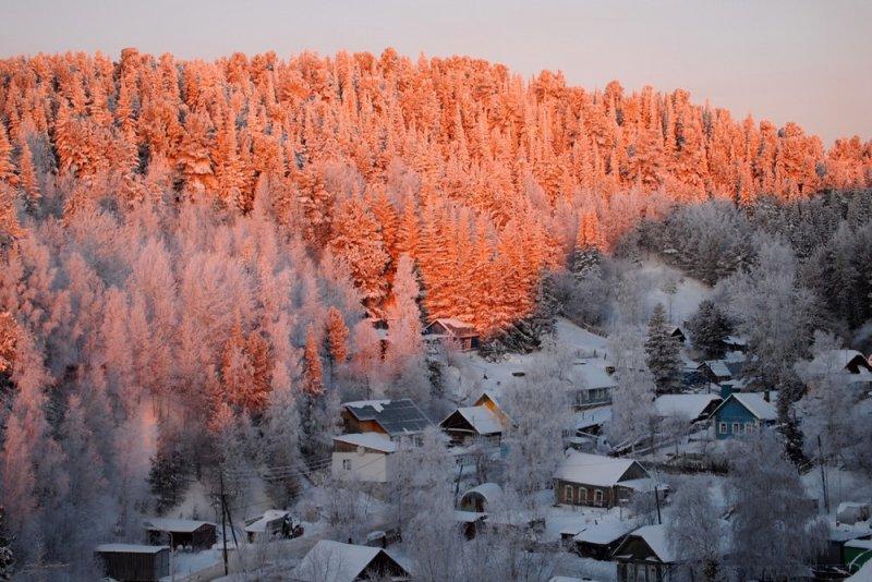 «Закат». Автор фото: Людмила Бочкарёва