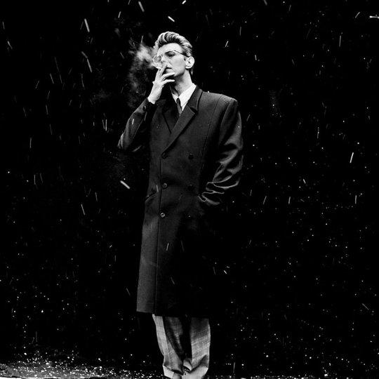 Дэвид Боуи (Лондон, 1993)