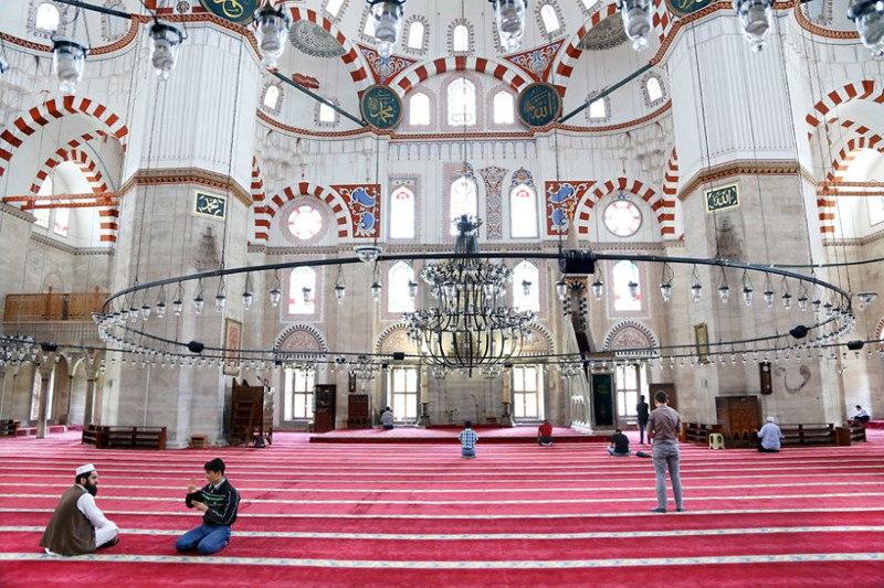 Мечеть Шехзаде, Стамбул