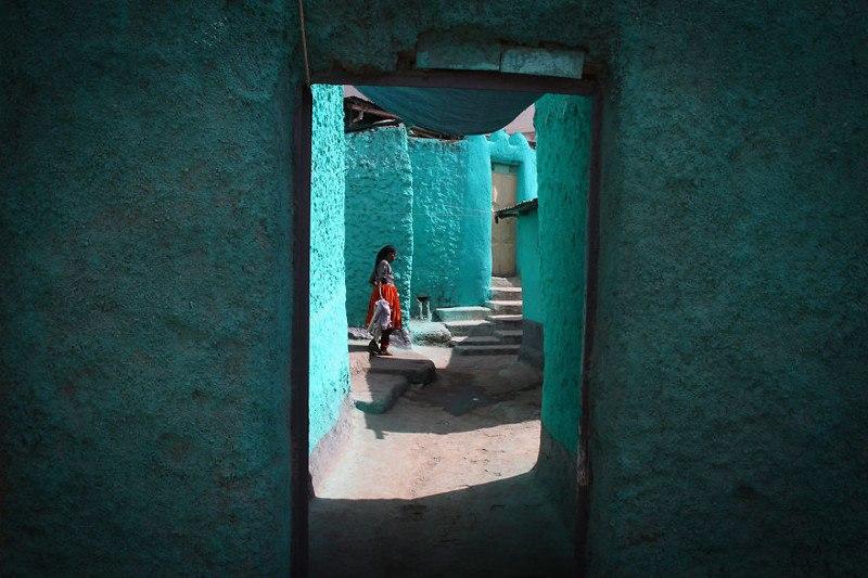 Голубой город. Харар, Эфиопия