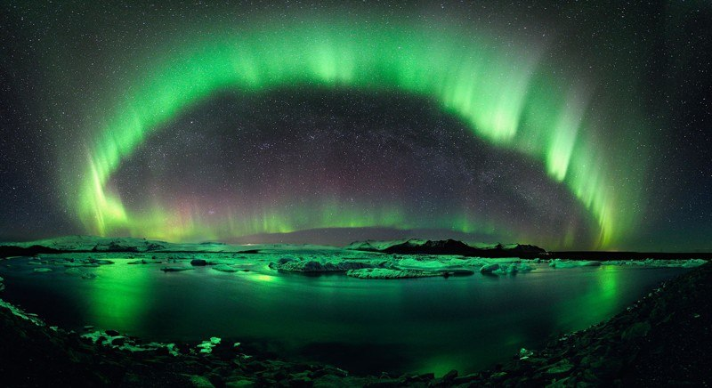 Кангерлуссуак — поселение в западной Гренландии