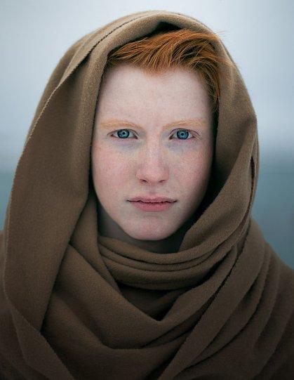 Победитель в категории «Портрет». Автор фото: Тина Сигнесдоттир Хульт (Торвастад, Норвегия).