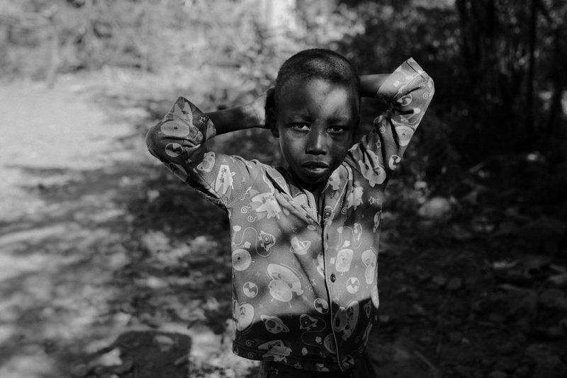 «Танзанийский мальчик». Автор фото: Мариола Глайкар, Польша.