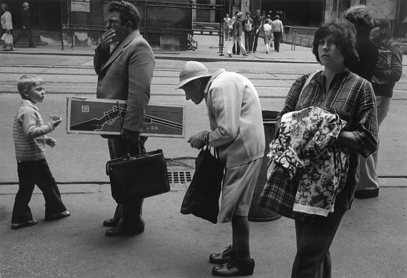 Чешский фотограф Виктор Колар - №6