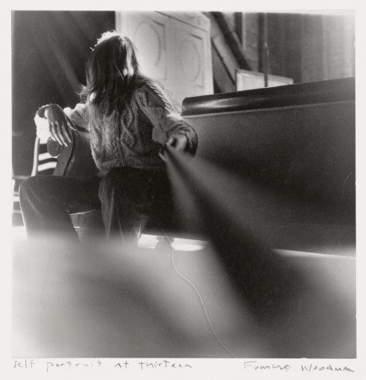Фотограф Франческа Вудмен - №17