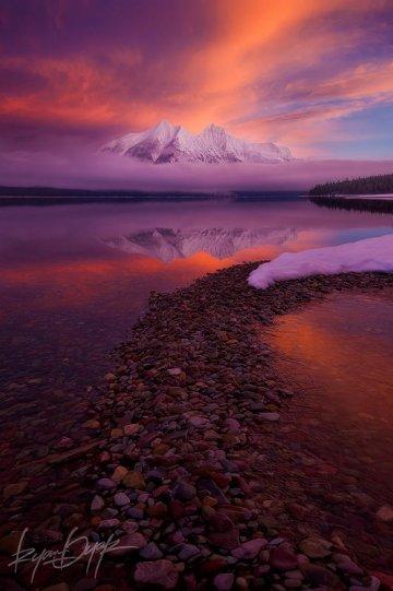 Национальный парк Глейшер - №10