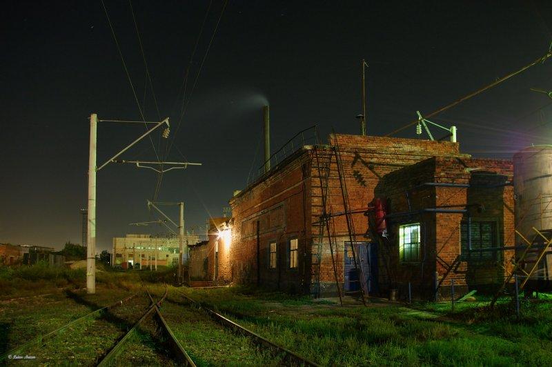 The Territory of depot in Tikhoretck _ Территория_(2)