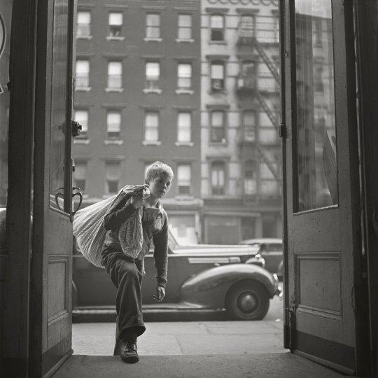 Фотограф Стэнли Кубрик - №14