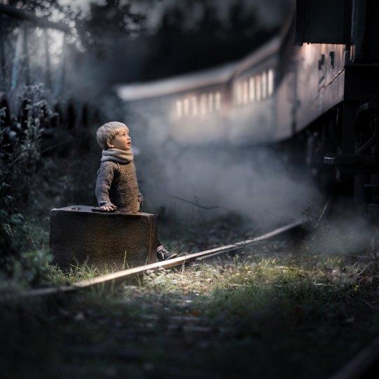 Фотохудожница Ивона Подласинска - №17