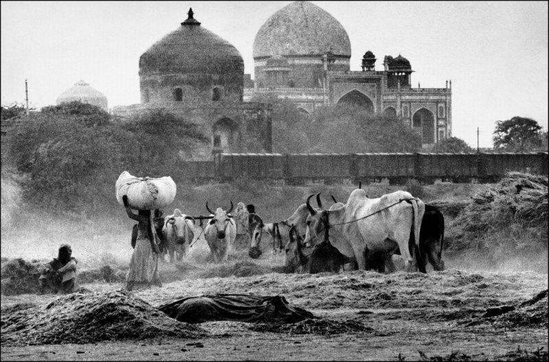Индия в объективе легендарного Рагху Рая - №7