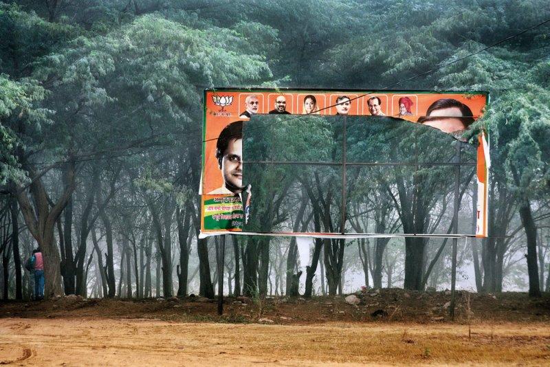 Индия в объективе легендарного Рагху Рая - №28