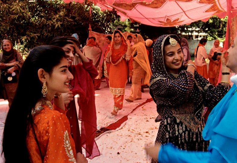 Индия в объективе легендарного Рагху Рая - №33