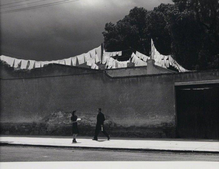 Мексика в фотографиях Мануэля Альвареса Браво - №11