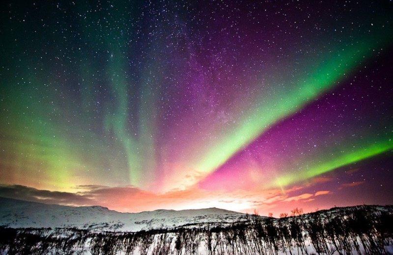 Роскошные пейзажи Норвегии - №17