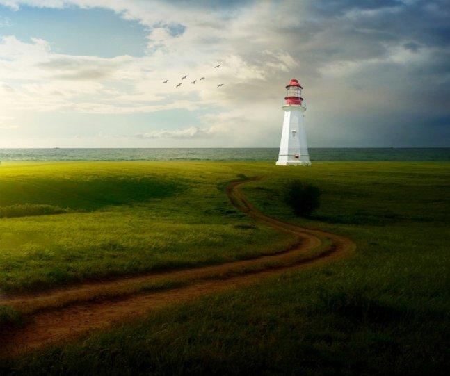 Красивые пейзажные фотографий со всей Земли - №7