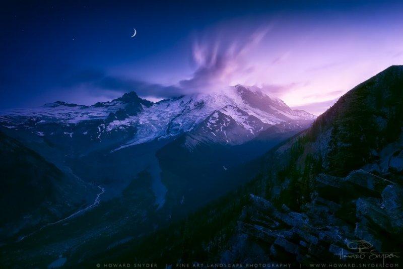 Красивые пейзажные фотографий со всей Земли - №12