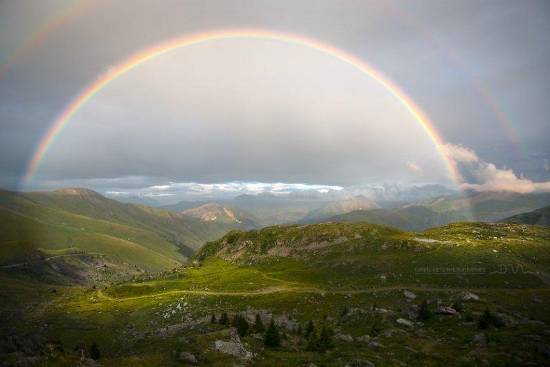 Красивые пейзажные фотографий со всей Земли - №15